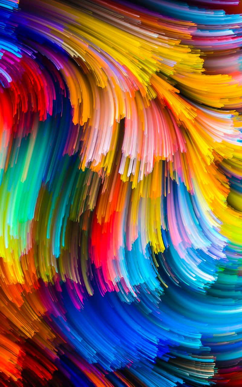 Abstract Pattern Colorful 4k Wallpaper Best Wallpapers