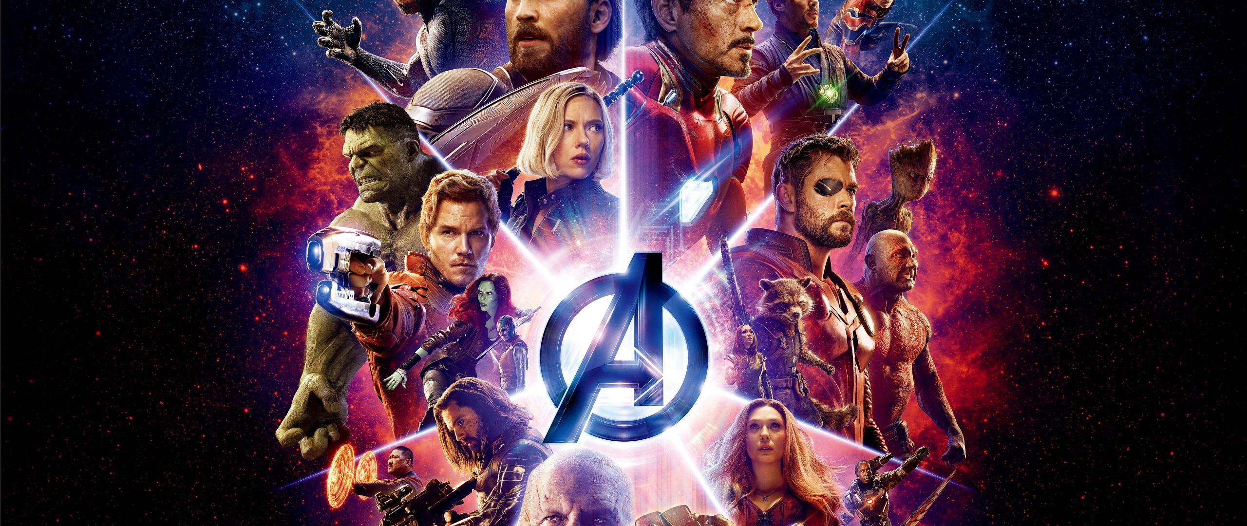 Avengers Infinity War Poster 8k Wallpaper Best Wallpapers
