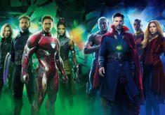 Avengers Infinity War Superheroes 4K Wallpaper