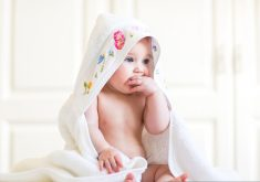Baby Cute Kid Child 4K Wallpaper