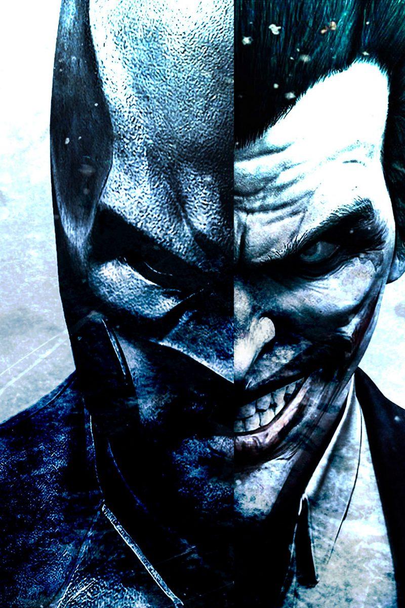 Batman joker face 4k wallpaper best wallpapers for Joker wallpaper 4k