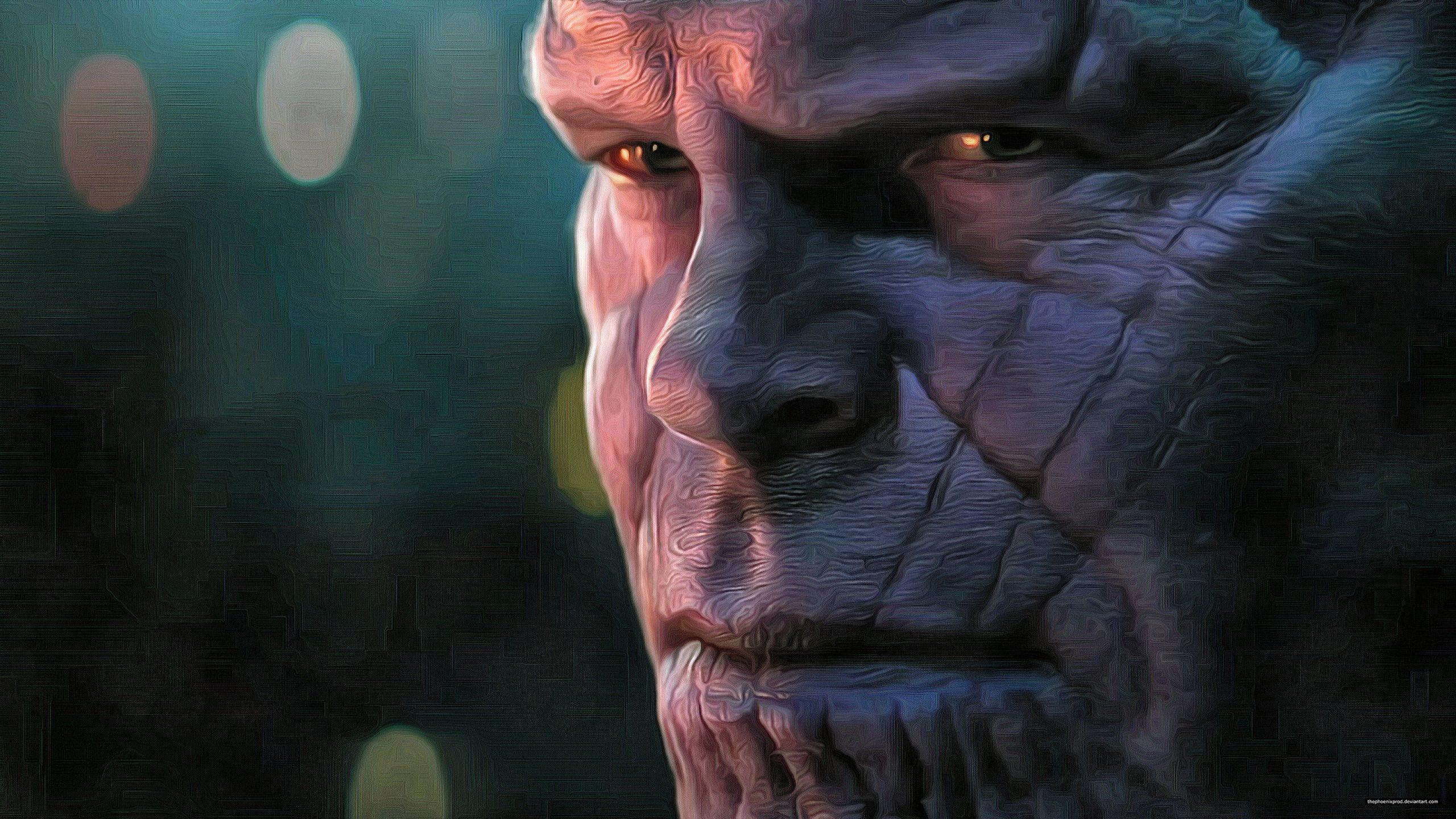 Avengers Infinity War 2018 Thanos 4k Uhd 3 2 3840x2560: Thanos Avengers Infinity War Artwork 4K Wallpaper