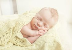 Cute Child Kid Baby Sleeping 4K Wallpaper