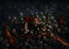 Dawn of War Iii Warhammer Game 4K Wallpaper