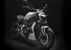 Ducati XDiavel Monochrome 4K Wallpaper
