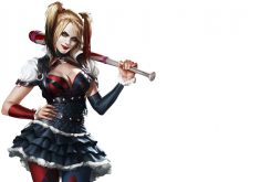 Harley Quinn Batman Arkham Knight 4K Wallpaper