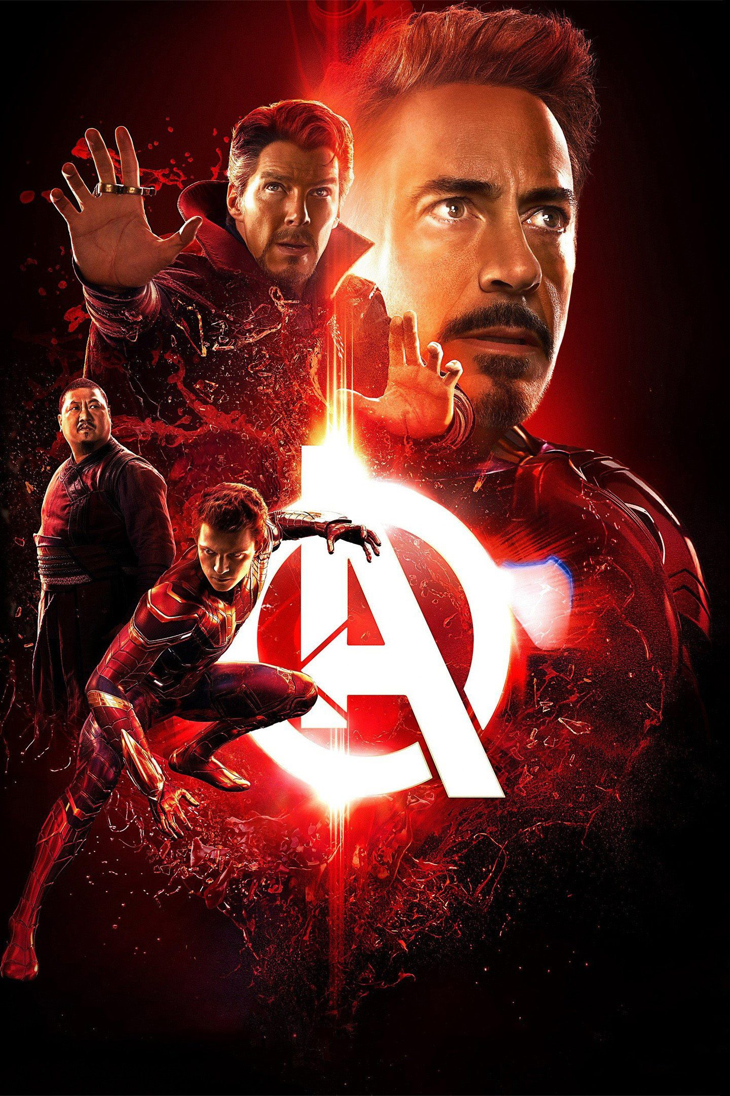 Ironman Avengers Infinity War Poster 4K Wallpaper - Best
