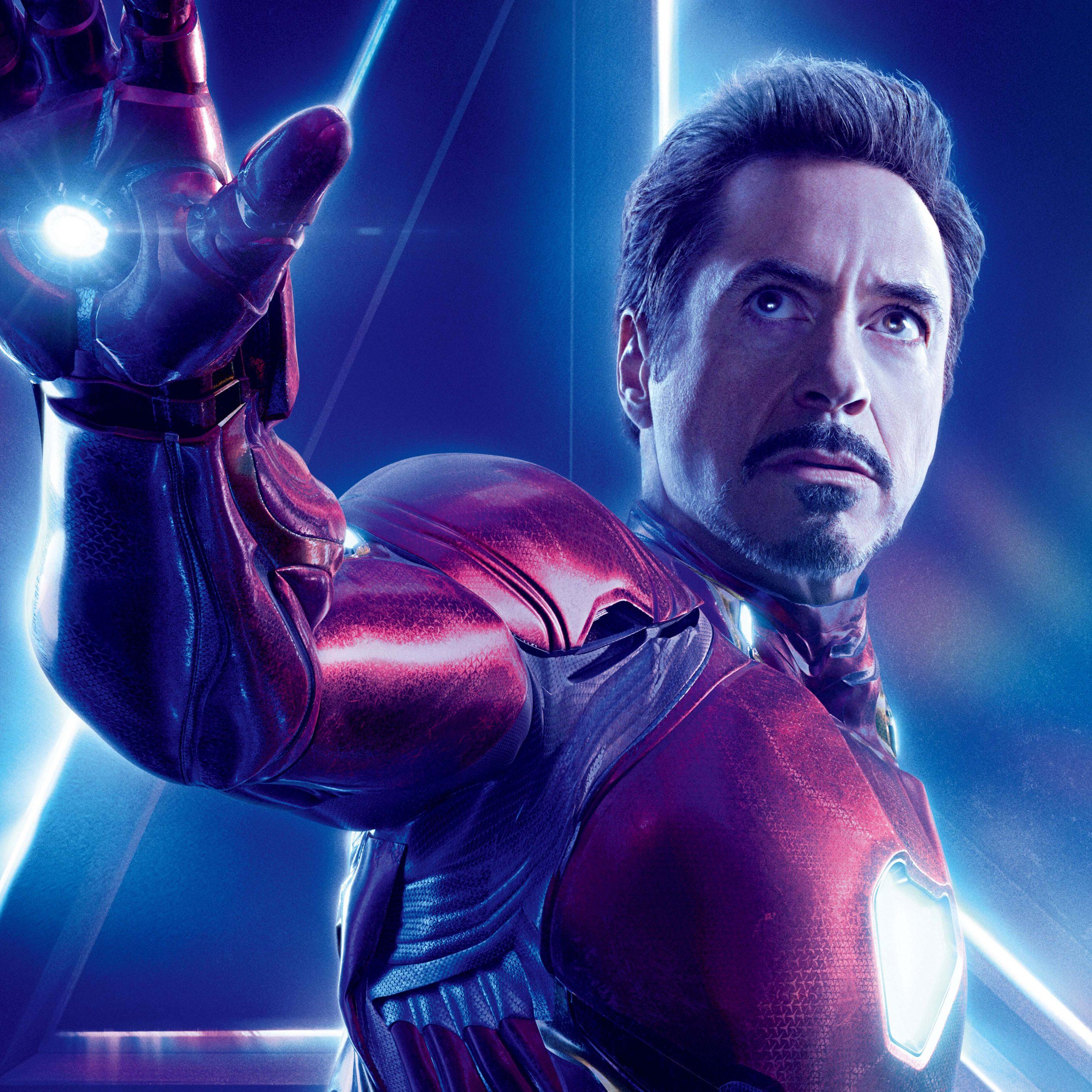 Ironman Avengers Infinity War Poster 8K Wallpaper