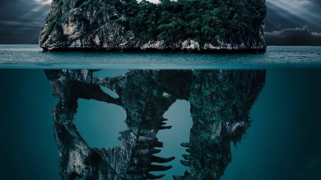 1366x768 4k Playerunknowns Battlegrounds 2018 1366x768: Island Fantasy Water Green 4K Wallpaper