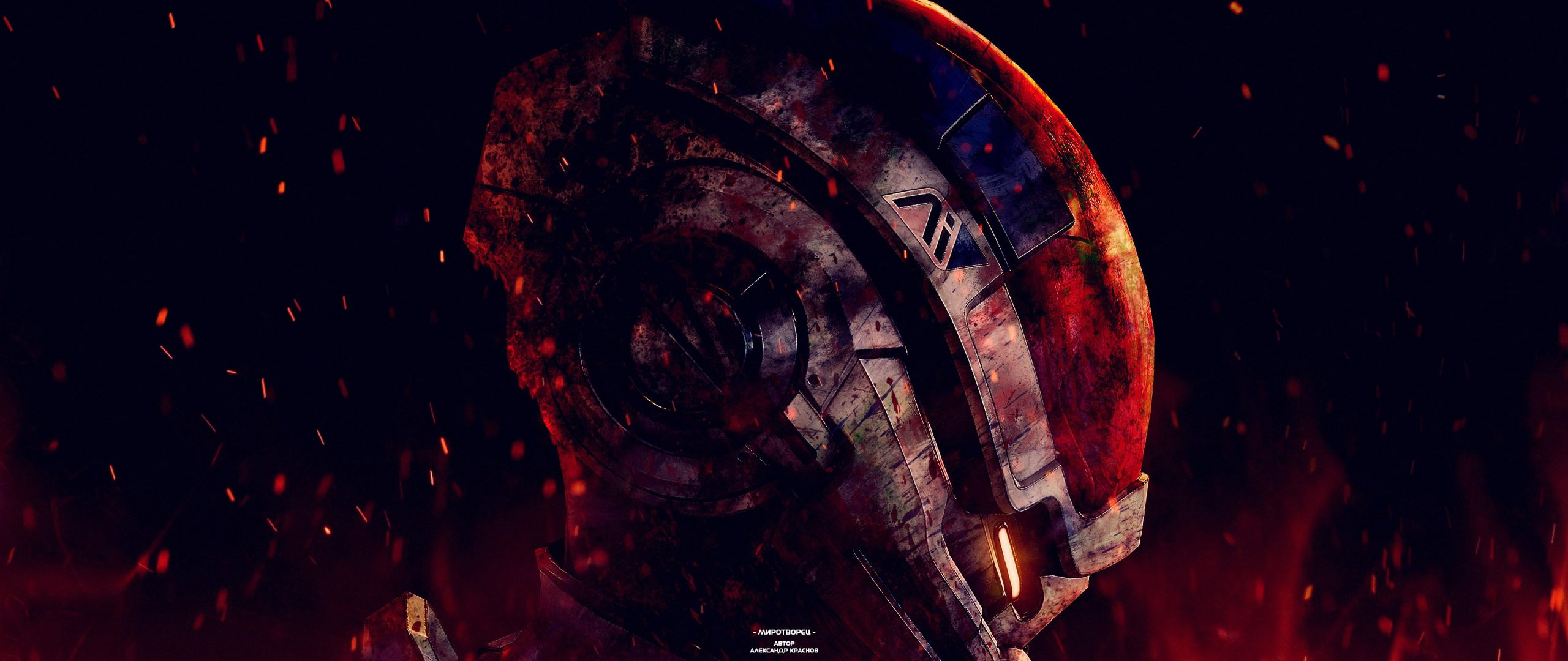 Mass Effect Andromeda Game 4k Wallpaper Best Wallpapers