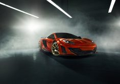 McLaren MP4-12C Car Sport Car Red 4K Wallpaper
