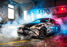 Nissan 370Z NISMO Gumball Sport Car 4K Wallpaper