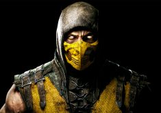 Scorpion Mortal Kombat X Game PC 5K Wallpaper