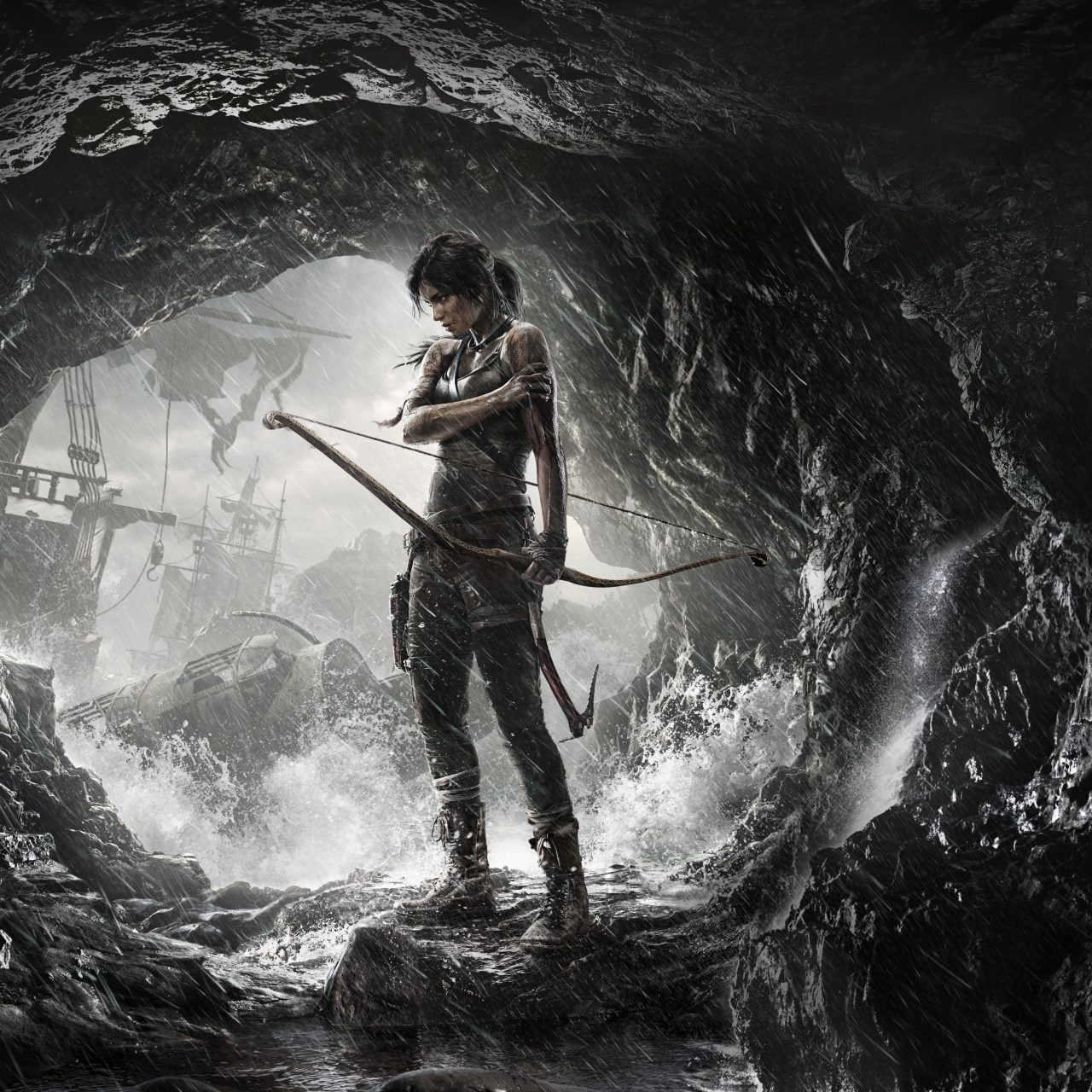 Tomb Rider Wallpaper: Shadow Of The Tomb Raider Game 4K Wallpaper
