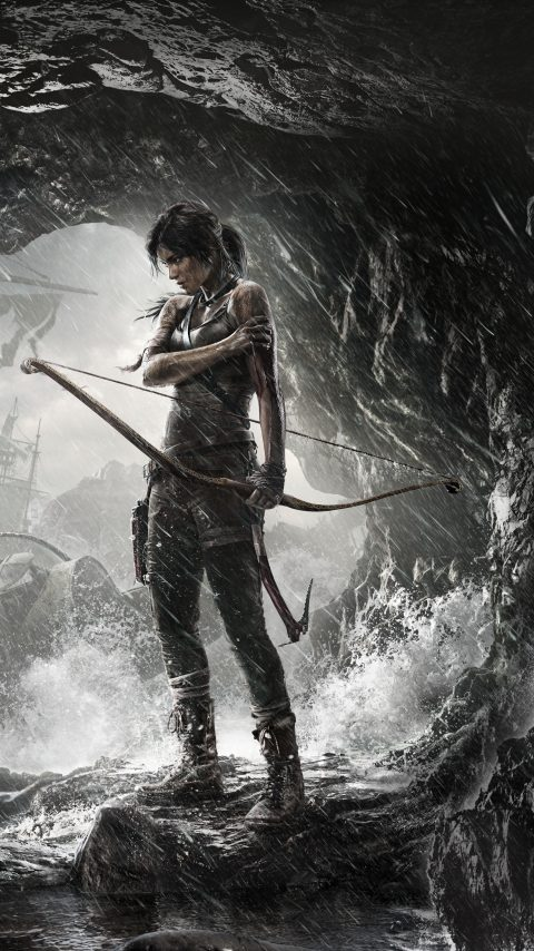 Shadow Of The Tomb Raider Game 4k Wallpaper Best Wallpapers
