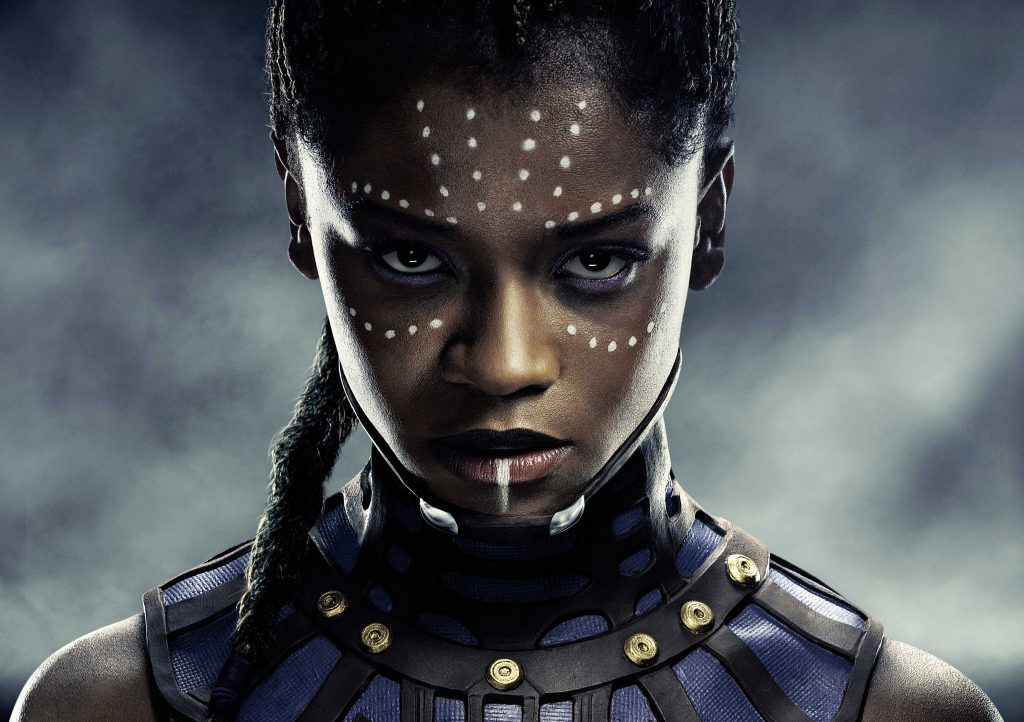 Shuri Black Panther Movie 5K Wallpaper