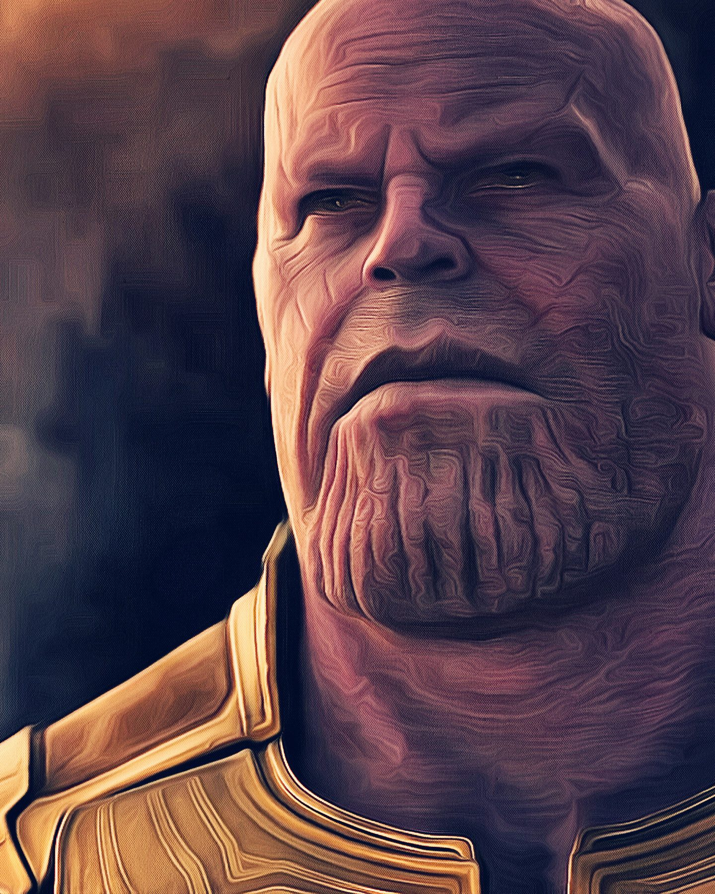 Thanos Avengers Infinity War Artwork 4k Wallpaper Best Wallpapers