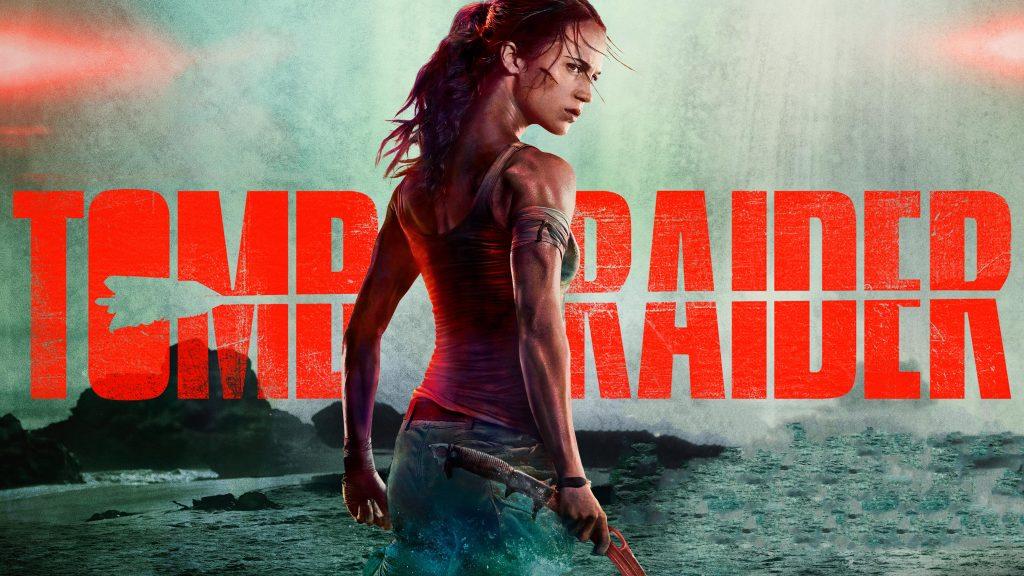 Tomb Raider 2018 Alicia Vikander Lara Croft 4K Wallpaper
