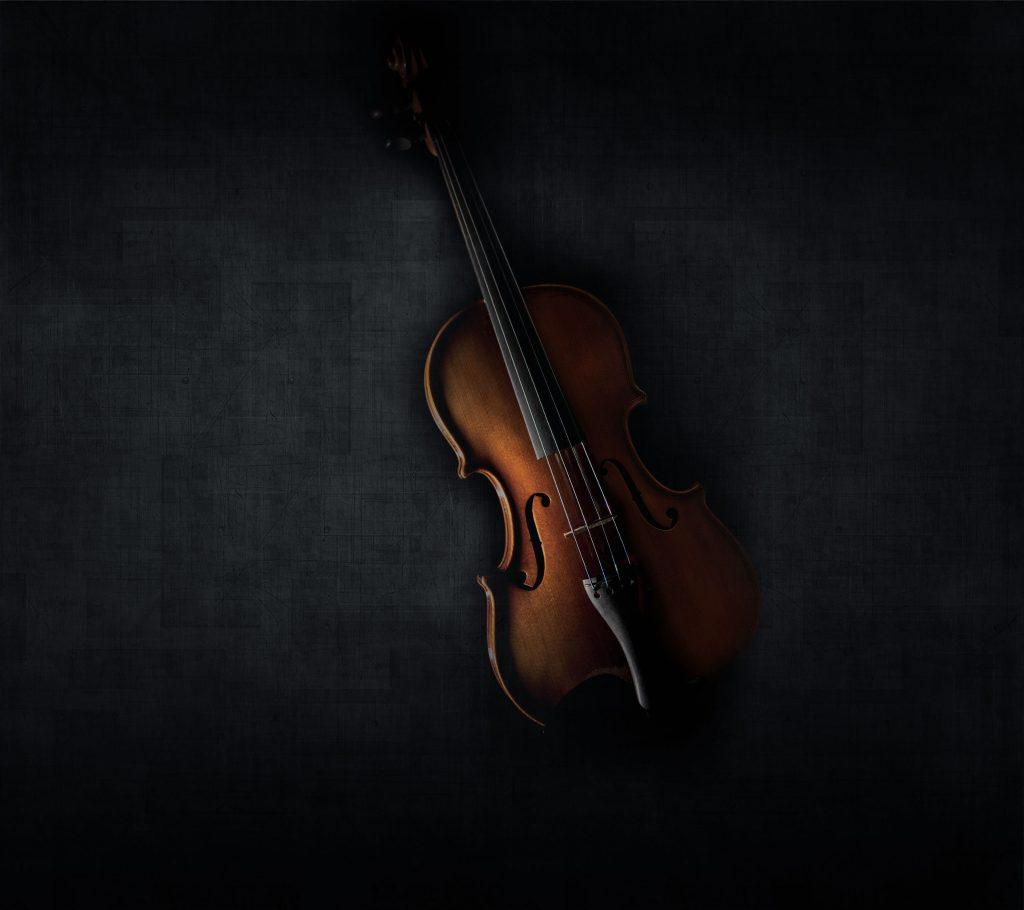 Violin Wooden Music Instrument 4K Wallpaper