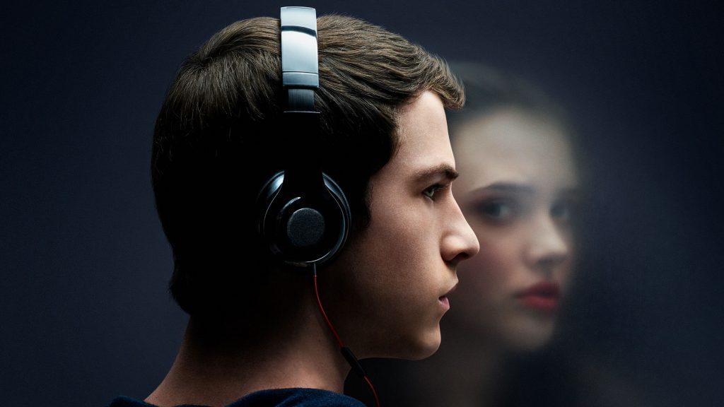 13 Reasons Why Clay Jensen Hannah Baker 4K Wallpaper