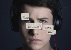 13 Reasons Why Clay Jensen Poster 4K Wallpaper