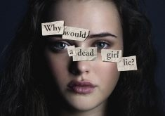 13 Reasons Why Hannah Baker Poster 4K Wallpaper