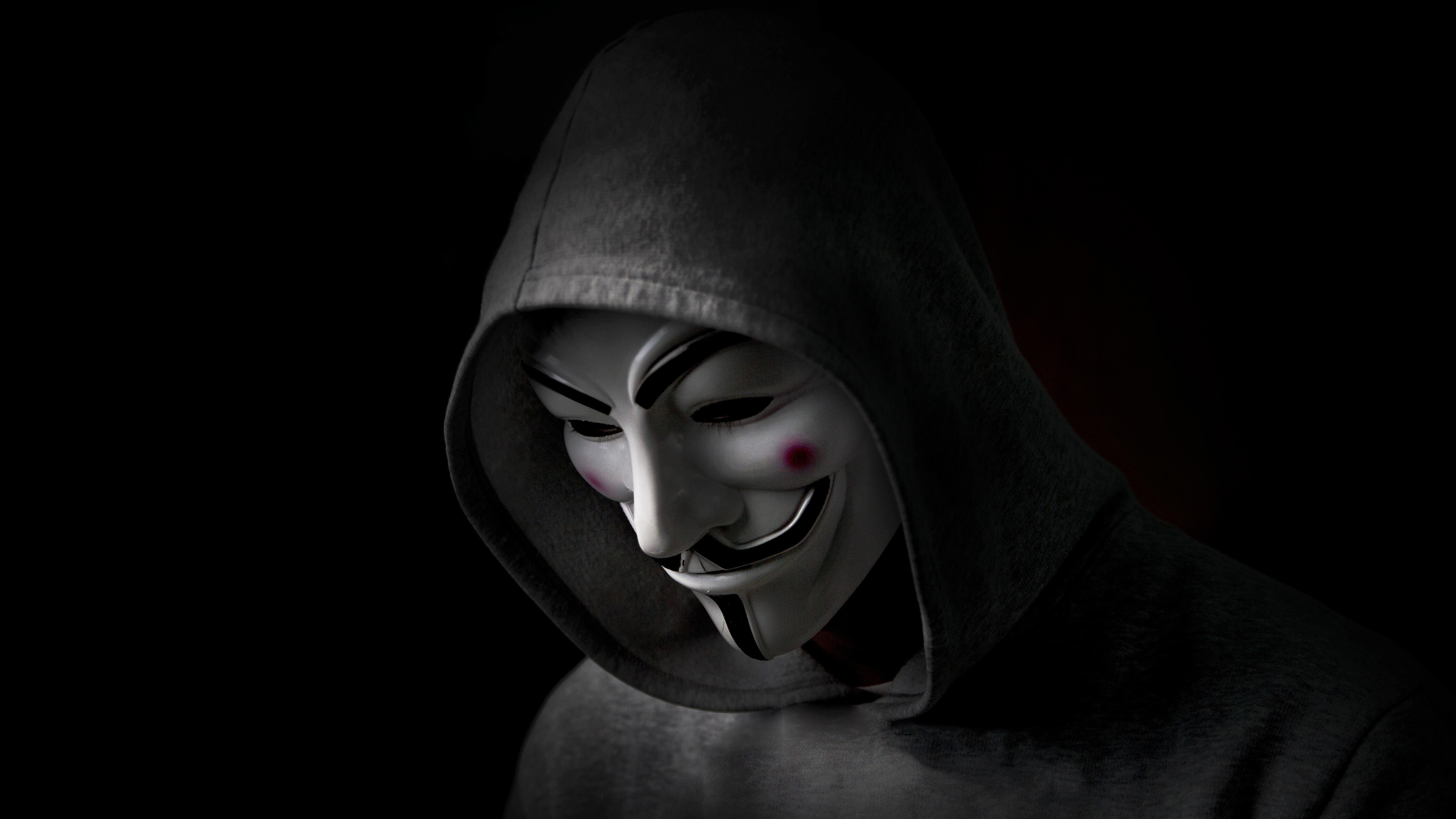 Anonymous V For Vendetta Mask Movie 5k Wallpaper Best Wallpapers