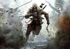Assassin's Creed 3 Connor Running 4K Wallpaper