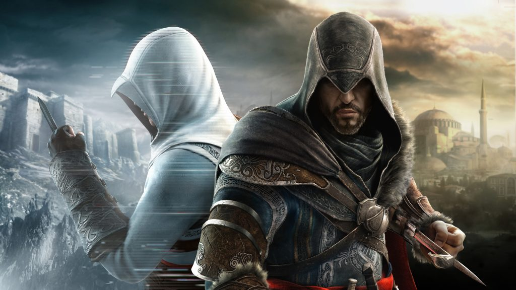 Assassin's Creed Revelations 4K Wallpaper