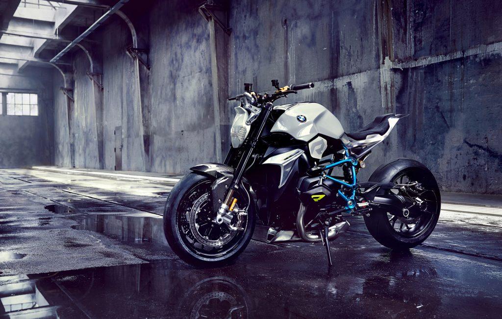 BMW Concept Bike 4K Wallpaper