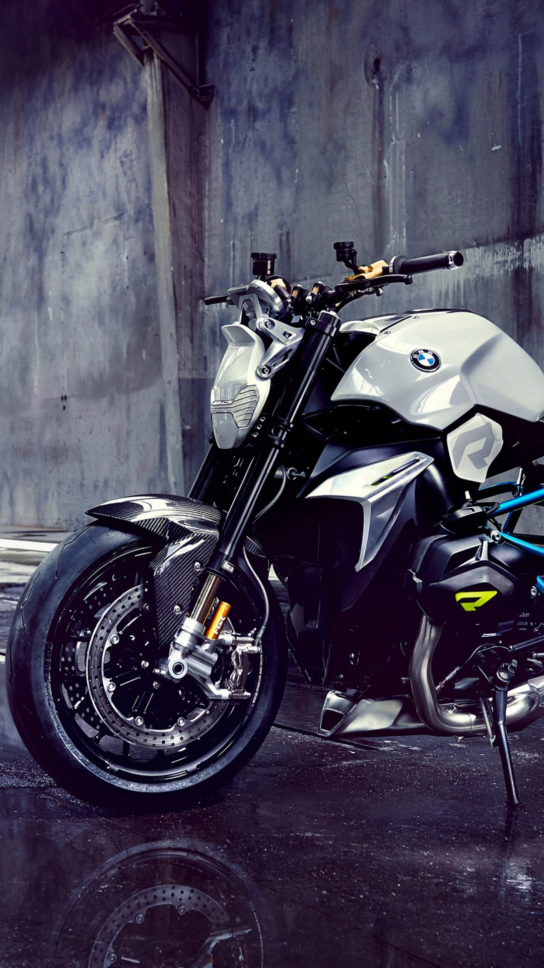 Bmw Concept Bike 4k Wallpaper Best Wallpapers