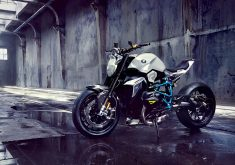 BMW Concept Bike 4K Wallpaper