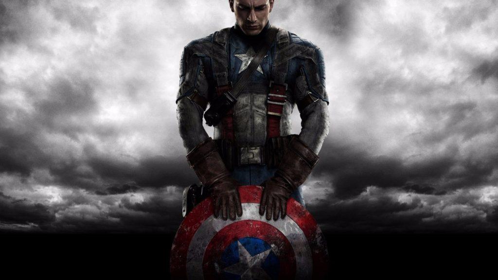 Captain America Civil War Poster 4K Wallpaper