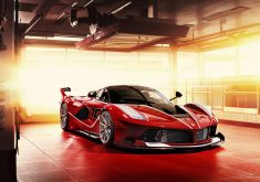 Car Red Sport Car 4K Wallpaper