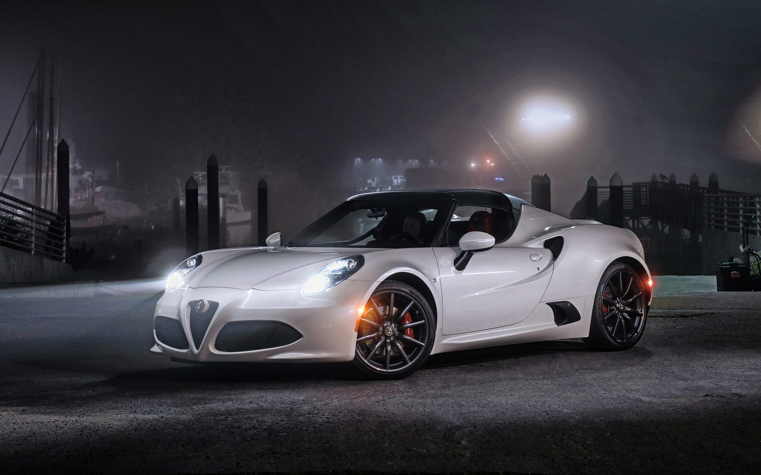Popular Wallpaper Night Car - car-sport-car-white-night-4k-wallpaper-2560x1600  Pic.jpg