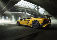 Car Yellow Sport Car 4K Wallpaper