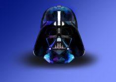 Darth Vader Star Wars Abstract 4K Wallpaper