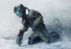 Dead Space 3 Snow Game XBOX One PS4 PC 4K Wallpaper