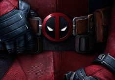 Deadpool 2 Belt 5K Wallpaper