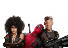 Deadpool 2 Deadpool Cable Domino Movie 4K Wallpaper