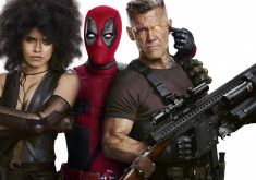 Deadpool 2 Deadpool Domino Cable Movie 4K Wallpaper
