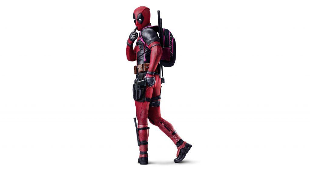 Deadpool 2 Movie 8K Wallpaper