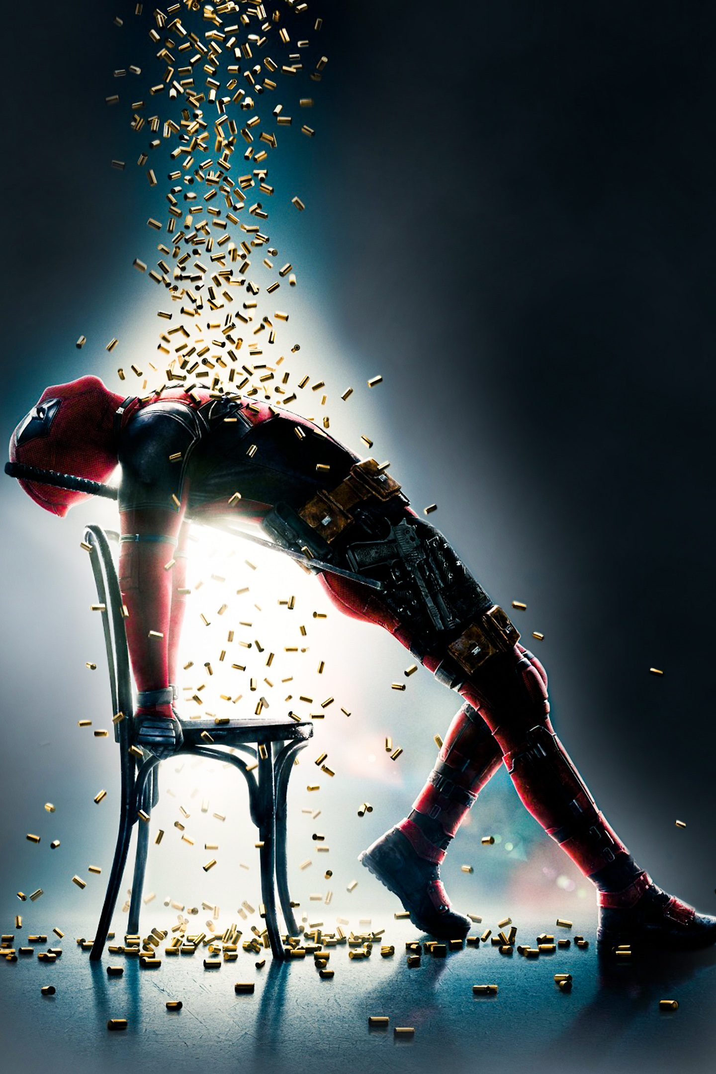 Deadpool 2 Movie Bullet Poster 4k Wallpaper Best Wallpapers