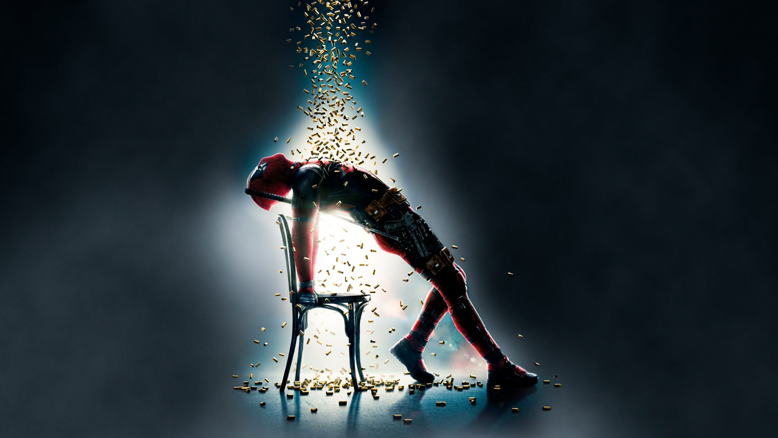 Hd Wallpapers For Samsung Galaxy S6 Edge Wallpapers Part 2: Deadpool 2 Movie Bullet Poster 4K Wallpaper