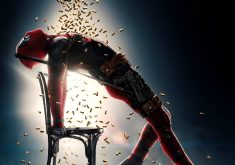 Deadpool 2 Movie Bullets Poster 4K Wallpaper