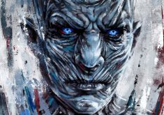 Game of Thrones Night King GoT Artwork 4K Wallpaper