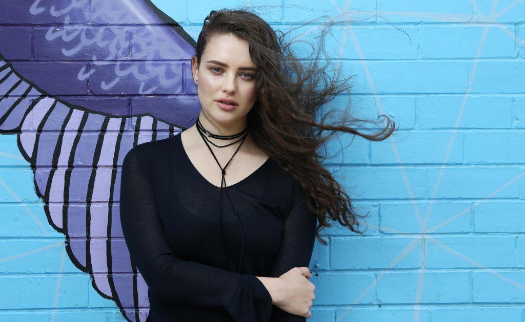 Hannah Baker Black 13 Reasons Why TV Show 4K Wallpaper