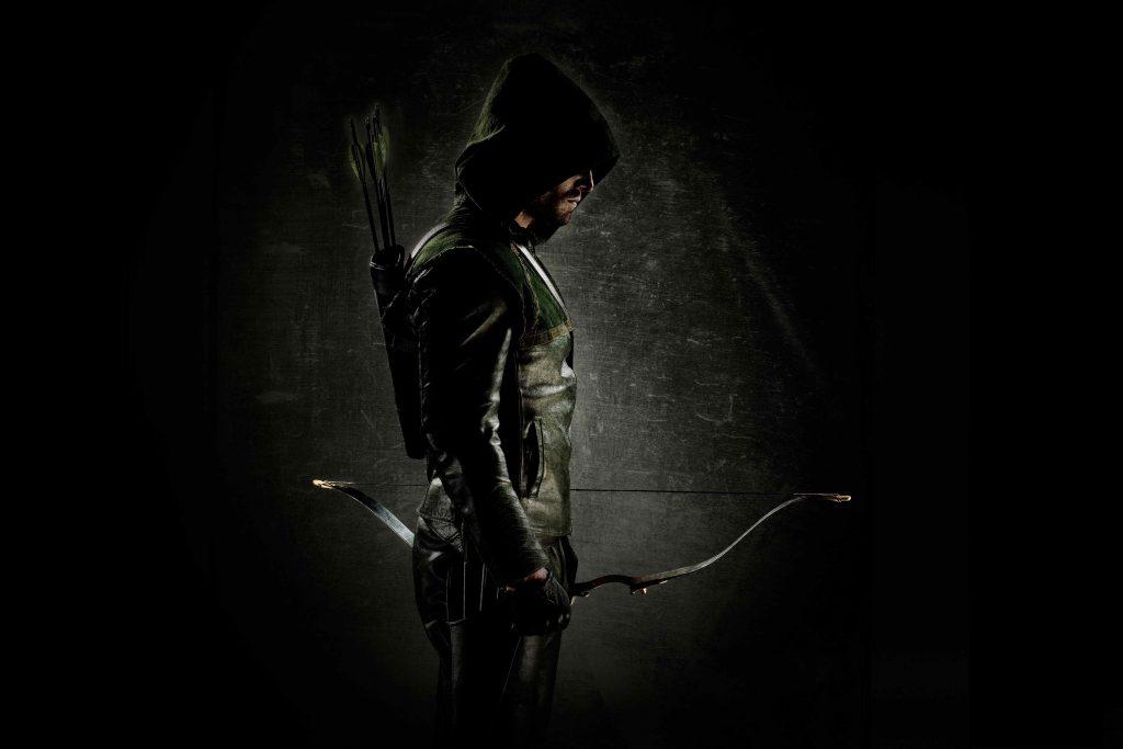 Oliver Queen Green Arrow TV Show 5K Wallpaper