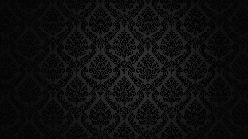 Pattern Black Dark 5K Wallpaper