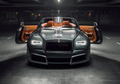Rolls Royce Dawn Overdose by Spofec 2018 4K Wallpaper